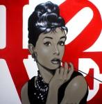 Obras de arte: Europa : España : Canarias_Las_Palmas : Las_Palmas_de_Gran_Canaria : AUDREY IN LOVE IV