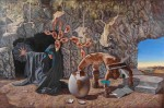 Obras de arte: Europa : Albania : Qarku_i_Fierit : Fier : La melodia de las orejas miedosas y peligrosas