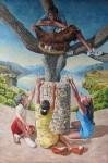 Obras de arte: Europa : Albania : Qarku_i_Fierit : Fier : Alrededor de la incubacion profunda