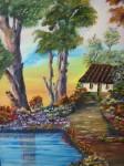 Obras de arte: America : Colombia : Distrito_Capital_de-Bogota : Bogota_ciudad : PAISAJE 3
