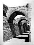 Obras de arte: Asia : Israel : Haifa : NEWE_SHAANAN : SAINT JAMES STREET(J erusalem)