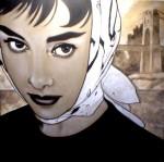 Obras de arte: Europa : España : Canarias_Las_Palmas : Las_Palmas_de_Gran_Canaria : SHE WAS HERE