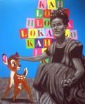 Obras de arte: Europa : España : Canarias_Las_Palmas : Las_Palmas_de_Gran_Canaria : BAMBI