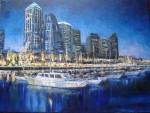 Obras de arte: America : Argentina : Buenos_Aires : Capital_Federal : Luces de Puerto Madero