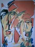 Obras de arte: Europa : España : Andalucía_Jaén : Jaen_ciudad : Violencia de Género