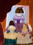 Obras de arte: Europa : España : Murcia : cartagena : menina con muñeca