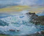 Obras de arte: Europa : España : Galicia_Pontevedra : vigo : Creva Ondas