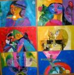 Obras de arte: America : México : Chihuahua : ciudad_juarez : HISTORIETA