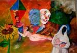 Obras de arte: America : México : Chihuahua : ciudad_juarez : RECUERDOS DE LA INFANCIA