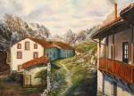 Obras de arte: Europa : España : Galicia_Pontevedra : vigo :   Antiguo Riaño