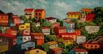 Obras de arte: America : Ecuador : Azuay : Cuenca : EL BARRIO