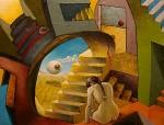 Obras de arte: America : Ecuador : Azuay : Cuenca : SOLEDAD VIGILADA