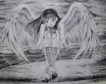 Obras de arte: America : Perú : Lima : Lima_cercado : angel joven