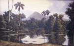 Obras de arte: America : Cuba : Ciudad_de_La_Habana : miramar_playa : atardecer en la cienaga