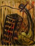 Obras de arte: America : México : Nuevo_Leon : Monterrey : tras el llanto de una esquina