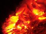 El fuego de tu mirada