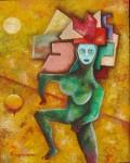 Obras de arte: America : México : Chihuahua : ciudad_juarez : danza con mundo