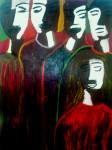 Obras de arte: America : Cuba : Santiago_de_Cuba : Palma_Soriano : Muchachos