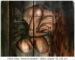 Obras de arte: America : México : Oaxaca : oaxaca_centro : autocompasion