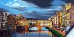 Obras de arte: Europa : España : Madrid : Madrid_ciudad : Florencia, pasando página