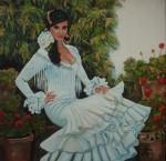 Obras de arte: Europa : Espa�a : Andaluc�a_Sevilla : paso_2 : Macarena