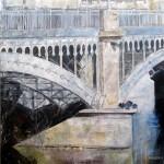 Obras de arte: Europa : España : Castilla_y_León_Salamanca : BéJAR : El Puente