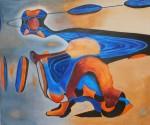 Obras de arte: America : Argentina : Buenos_Aires : Ciudad_de_Buenos_Aires : De la serie Monstruos alegres y divertidos