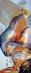 Obras de arte: Europa : España : Catalunya_Barcelona : BCN : escorzo
