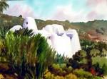 Obras de arte: Europa : España : Andalucía_Almería : Almeria : Casas de Carboneras - Almería