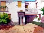 Obras de arte: Europa : España : Andalucía_Almería : Almeria : Rincón de Pampaneira - Las Alpujarras - Granada