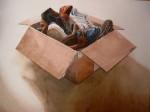 Obras de arte: Europa : Espa�a : Catalunya_Barcelona : BCN : La capsa de passos