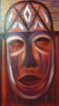 Obras de arte: Europa : España : Valencia : camp_de_morvedre : máscara 2