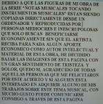 Obras de arte: America : Colombia : Santander_colombia : Bucaramanga : NOTAS MUSICALES TOCANDO INSTRUMENTOS MUSICALES