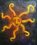 Obras de arte: America : México : Nuevo_Leon : Monterrey : Sol