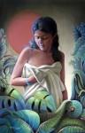 Obras de arte: America : Panamá : Panama-region : Panamá_centro : Plenilunio