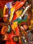 Obras de arte: America : Perú : Cusco : cusco_ciudad : Constelacion