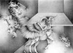 Obras de arte: America : Argentina : Buenos_Aires : Ciudad_de_Buenos_Aires : cardio cabra