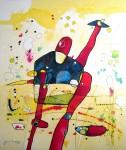 Obras de arte: America : Chile : Region_Metropolitana-Santiago : Santiago_de_Chile : FLOWING SPACE