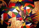 Obras de arte: America : Colombia : Santander_colombia : Bucaramanga : SELVA OCULTA
