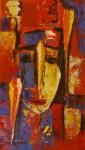 Obras de arte: America : Perú : Cusco : cusco_ciudad : Melancolia