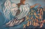 Obras de arte: Europa : España : Madrid : Madrid_ciudad : ANGEL PROTECTOR