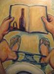Obras de arte: Europa : España : Catalunya_Barcelona : Barcelona_ciudad : Límites de la lectura