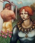 Obras de arte: America : Argentina : Cordoba : cordoba_capital : tulipanes