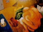 Obras de arte: America : Ecuador : Azuay : Cuenca : Sumergido