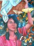Obras de arte: America : Honduras : Lempira : GRACIAS_ : LUNA DE MARIPOSAS