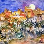 Obras de arte: Europa : España : Catalunya_Barcelona : Cerdanyola : Marruecos