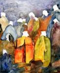 Obras de arte: Europa : España : Catalunya_Barcelona : Cerdanyola : Sueños entre Gigantes