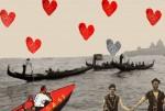 Obras de arte: Europa : España : Galicia_Lugo : lugo_ciudad : historias en venecia