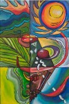 Obras de arte: Europa : Alemania : Niedersachsen : Hemmingen : La Isla Bonita I