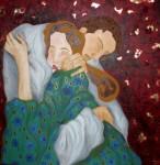 Obras de arte: Europa : España : Aragón_Zaragoza : La_Muela : Entre nuestros brazos